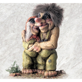 840126 Troll couple
