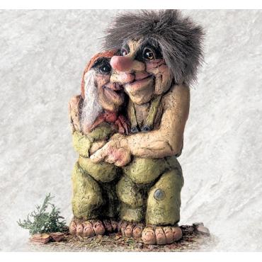 840126 Troll couple