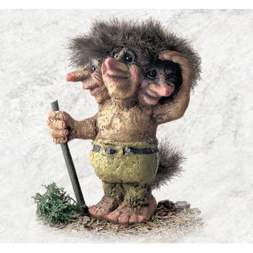 840150 Three headed troll