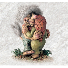 840180 Dancing troll couple