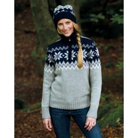 Myking women's sweater