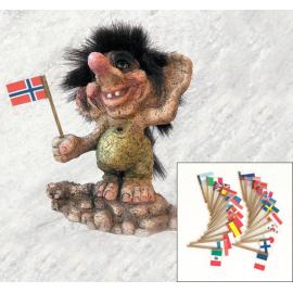 840280 Flag troll