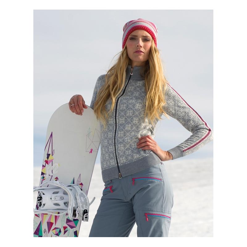 Dale of Norway ® Frida Damen Strickjacke Schwarz