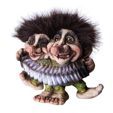 840244 Trolls playing acordian