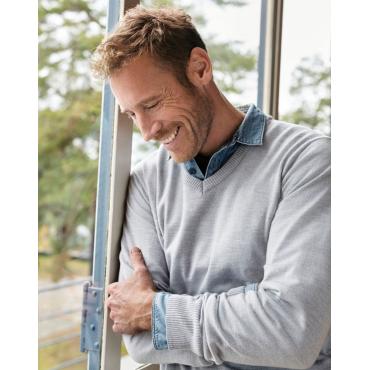 Harald men's sweater
