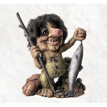 840284 Sport fishing troll