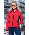 Soft Shell Lady Red/Black