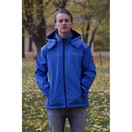 Softshell Unisex Blue