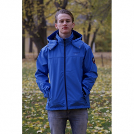 Softshell Unisex Blue