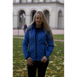 Softshell Lady Blue
