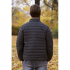 Ultra Light Ultra Light Down Jacket w/hood, Black/Grey