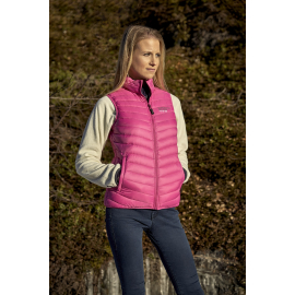 Ultra Light Down Vest Pink