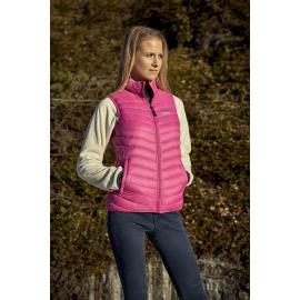 Ultra Light Down Vest Pink, Lady