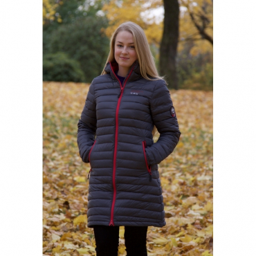 Ultra Light Down Coat Navy