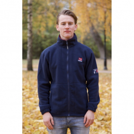 Fleece Jacket Navy
