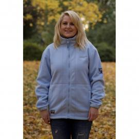 Fleece jacket Blue