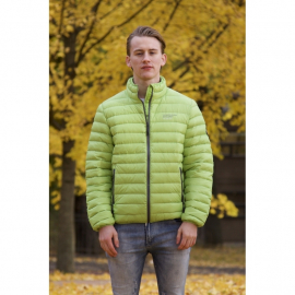 Down Jacket Bright Green