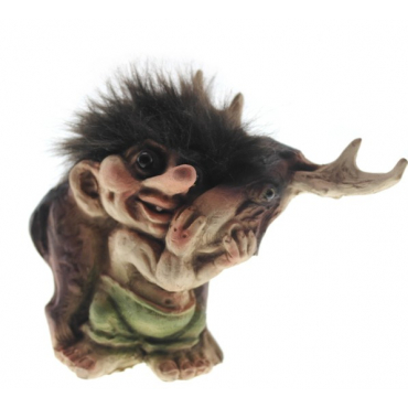 840043 Troll with Elk