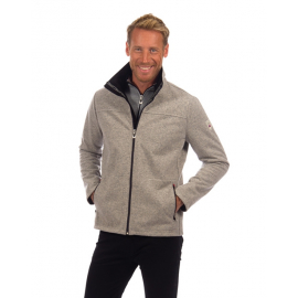 Hafjell knitshell masculine jacket