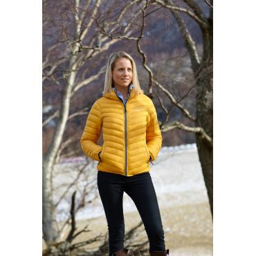 Ultra Light Down Jacket Yellow