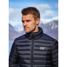 Ultra Light Down Jacket Black