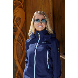 Soft Shell Lady Navy
