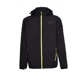Unisex Soft Shell Black
