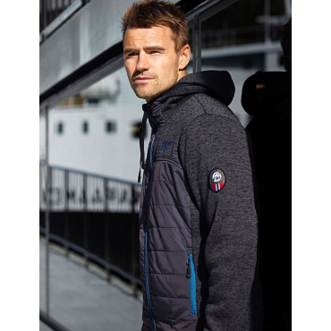 Combi Unisex Jacket Grey