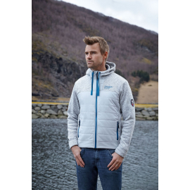 Combi Unisex Jacket Light Grey
