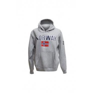 Norway Grey Hoody