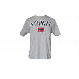 Norway T-Shirt Grey