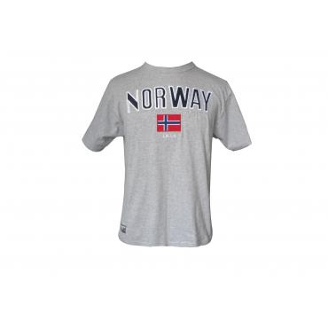 Norway T-Shirt Grey