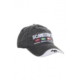 Scandinavian Explorer Cap Grey