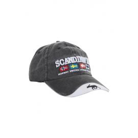 Scandinavian Explorer Cap Grey