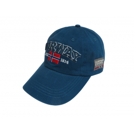 "Cap ""Norway since 1814"" Blue"
