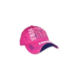 Norway Bling Cap Pink