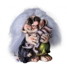 840088 Troll cat lady