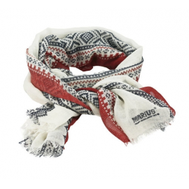 Marius Scarf in Red/White/Blue