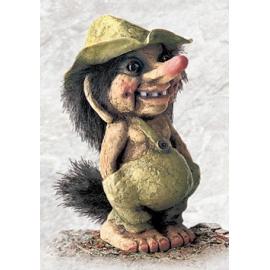 840.117 Troll Junge mit Hut