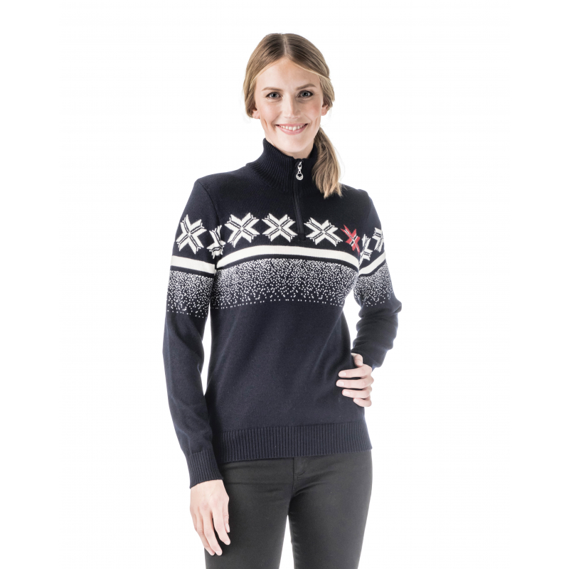 Olympic Passion Feminine Sweater Dale Of Norway
