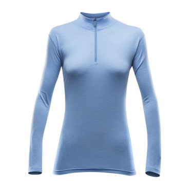 BREEZE Woman Half ZIP Neck