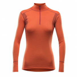 HIKING Woman Half ZIP Neck