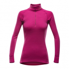 DUO ACTIVE Woman ZIP Neck