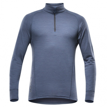 DUO ACTIVE Man ZIP Neck