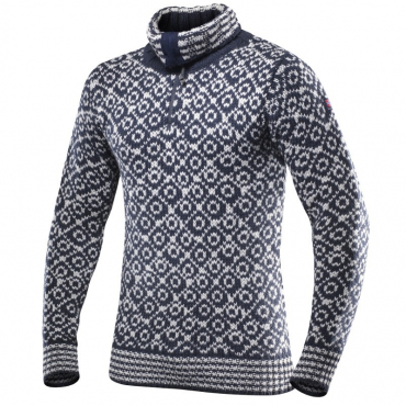 SVALBARD Sweater ZIP Neck