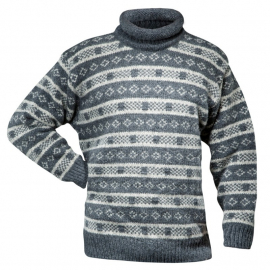 ALNES Sweater W/ROLL Neck