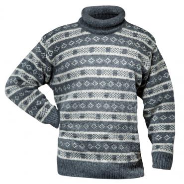 ALNES Sweater W/ROLL Neck