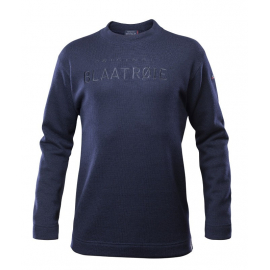 BLAATRØIE Sweater W/EMBRODERY