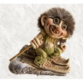 840214 Sking troll