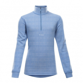 ALNES Junior Half ZIP Neck